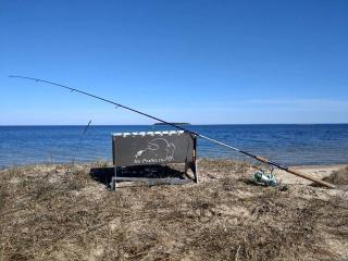 Шашлычница для рыбалки